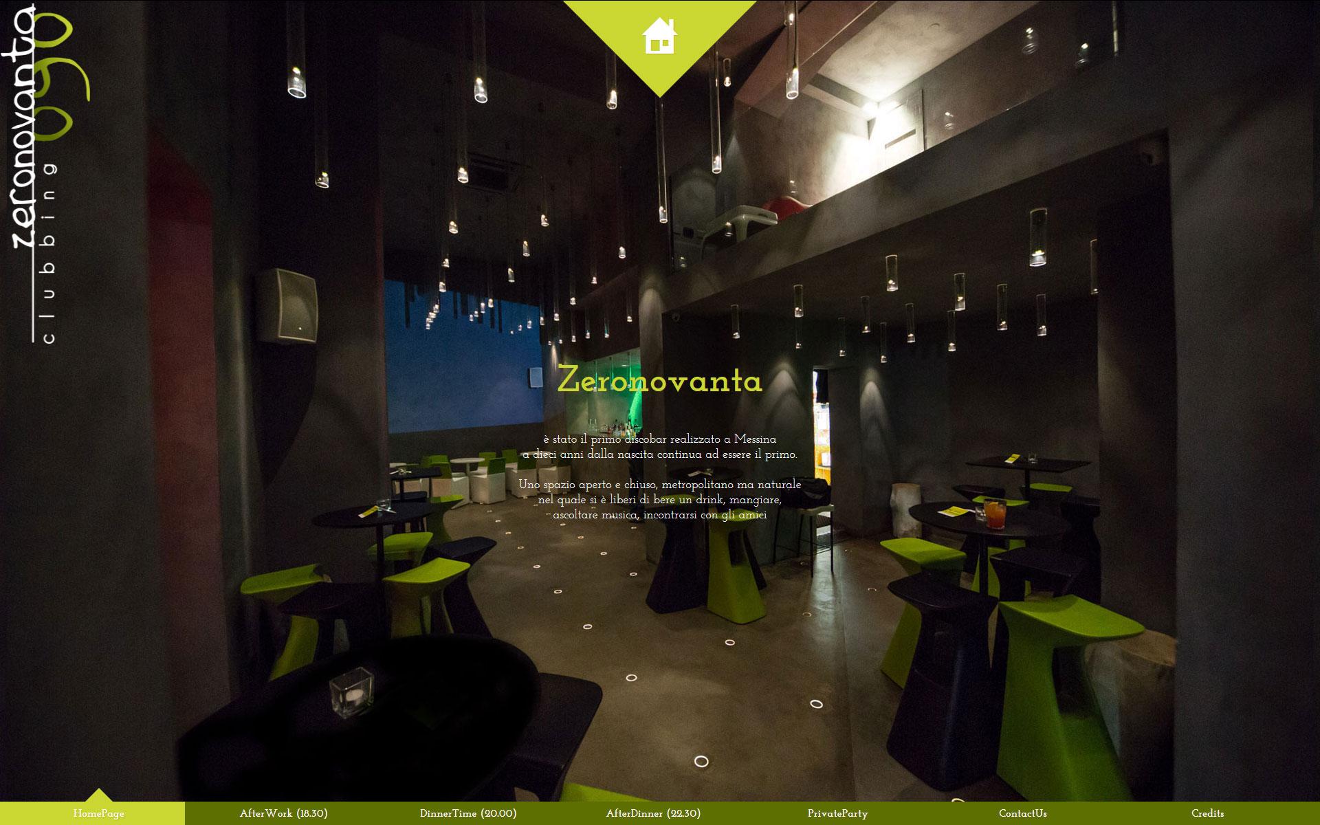 Zeronovanta Clubbing