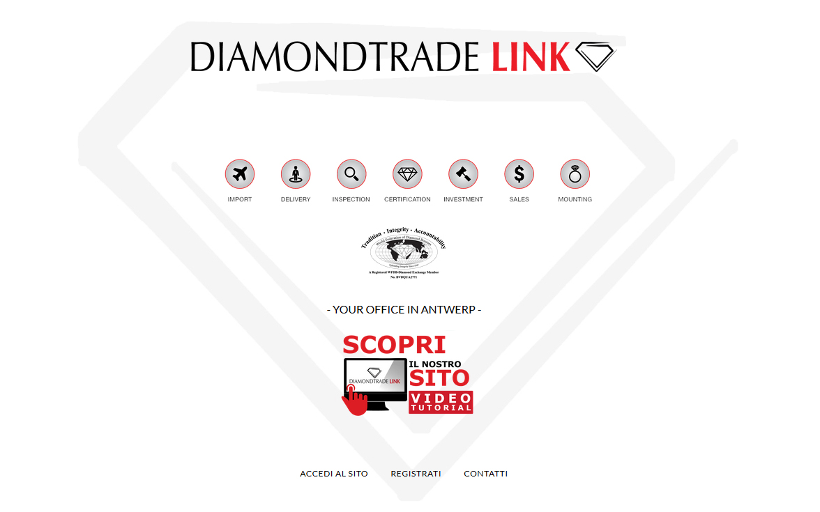 Diamond Trade Link