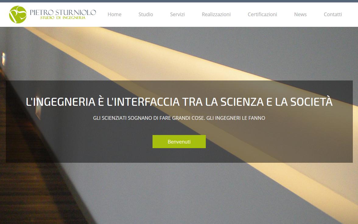 Pietro Sturniolo - Studio di Ingegneria