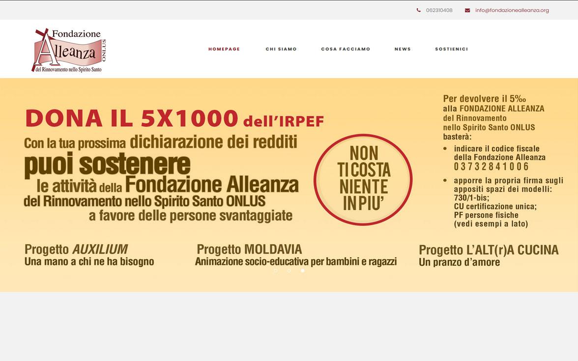 Fondazione Alleanza Onlus